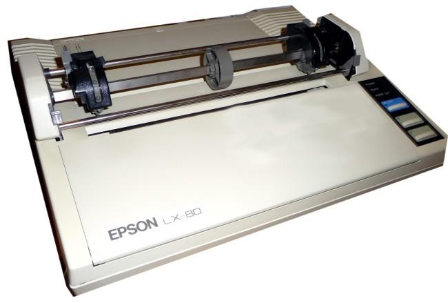 Epson LX-80 / LX-86