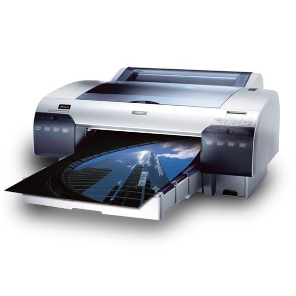 Tintas Epson S pro 4450