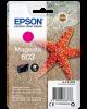 Cartucho de tinta Magenta original Epson 603 Ink
