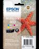 Pack de 3 Cartuchos de tinta Magenta, cian y amarillo original Epson 603 Ink