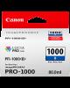 Canon IPF PRO Cartucho Azul PFI-1000B