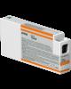 Cartucho tinta naranja Epson T596A 350ml