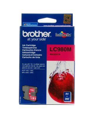 Cartucho magenta Brother LC-980M